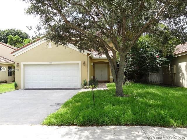 628 Sand Creek Cir, Weston, FL 33327 (MLS #A10885533) :: Patty Accorto Team