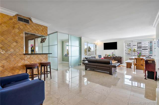 5255 Collins Ave 2F, Miami Beach, FL 33140 (MLS #A10885624) :: ONE Sotheby's International Realty