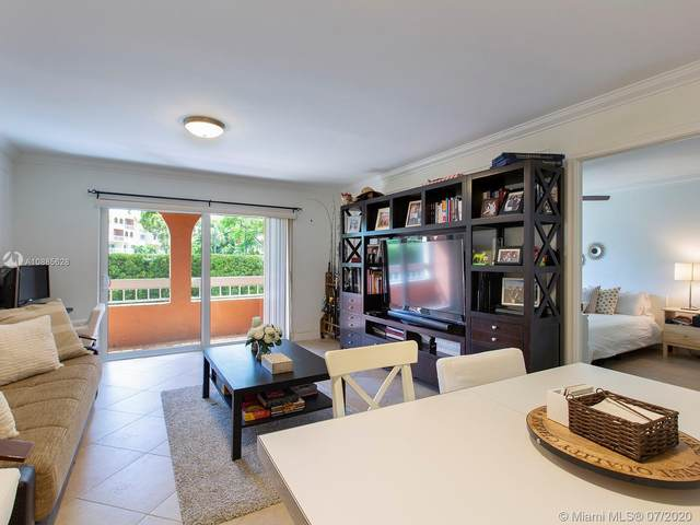8103 Camino Real C-106, Miami, FL 33143 (MLS #A10885628) :: The Jack Coden Group