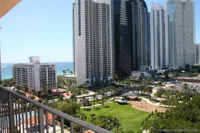 210 174th St #1506, Sunny Isles Beach, FL 33160 (MLS #A10885637) :: The Teri Arbogast Team at Keller Williams Partners SW