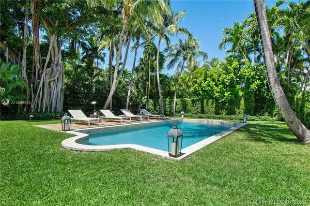 6001 La Gorce Dr, Miami Beach, FL 33140 (MLS #A10885640) :: The Riley Smith Group