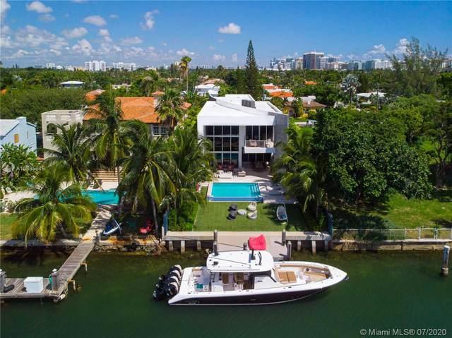 708 88th St, Surfside, FL 33154 (MLS #A10885645) :: Castelli Real Estate Services