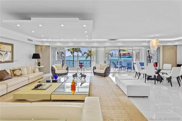 5322 Fisher Island Dr #5322, Miami Beach, FL 33109 (MLS #A10885647) :: Berkshire Hathaway HomeServices EWM Realty