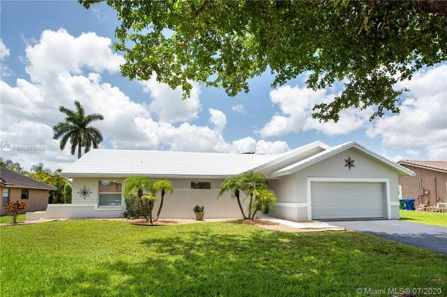 10728 NW 21st St, Coral Springs, FL 33071 (MLS #A10885653) :: Castelli Real Estate Services