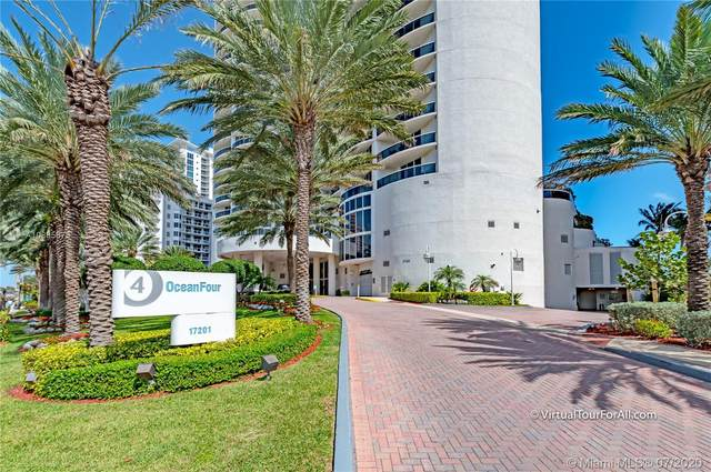 17201 Collins Ave #1508, Sunny Isles Beach, FL 33160 (#A10885673) :: Real Estate Authority