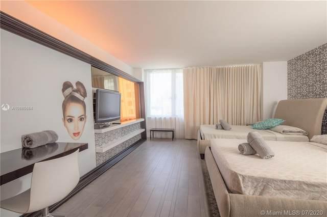 1100 West Ave #903, Miami Beach, FL 33139 (MLS #A10885684) :: Berkshire Hathaway HomeServices EWM Realty