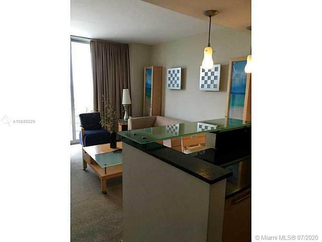 18683 Collins Ave #706, Sunny Isles Beach, FL 33160 (MLS #A10885829) :: United Realty Group