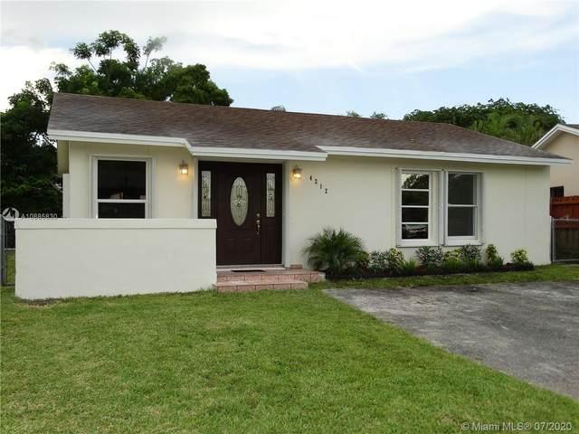 4212 SW 137th Ct, Miami, FL 33175 (MLS #A10885830) :: Berkshire Hathaway HomeServices EWM Realty