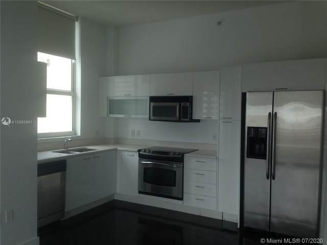 133 NE 2nd Ave #1502, Miami, FL 33132 (MLS #A10885861) :: Castelli Real Estate Services