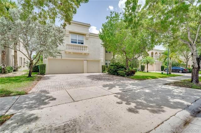 16859 SW 54th Ct, Miramar, FL 33027 (MLS #A10885880) :: Green Realty Properties