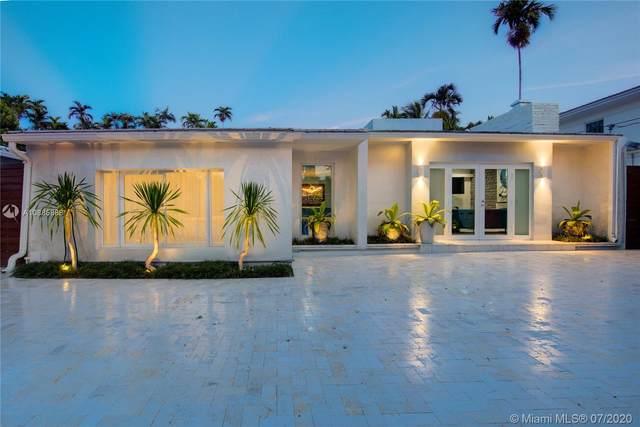 6071 N Bay Rd, Miami Beach, FL 33140 (MLS #A10885888) :: The Riley Smith Group