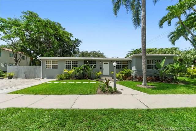 2201 Tequesta Way, Miami, FL 33133 (MLS #A10885939) :: Green Realty Properties