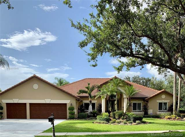 1016 Pine Branch Ct, Weston, FL 33326 (MLS #A10885945) :: Ray De Leon with One Sotheby's International Realty