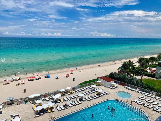 19201 Collins Ave #614, Sunny Isles Beach, FL 33160 (MLS #A10885969) :: Grove Properties
