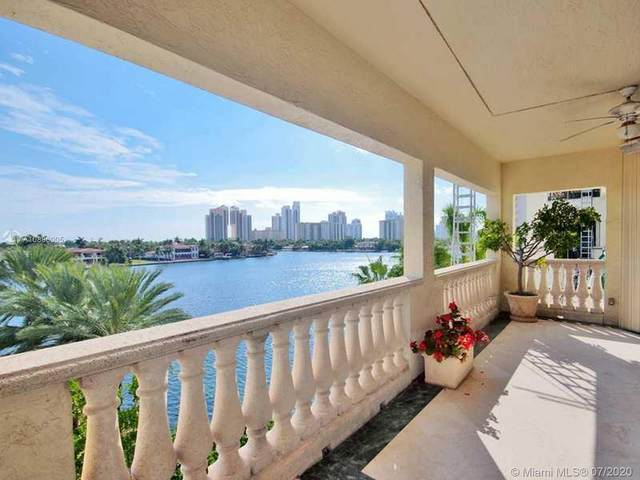 19925 NE 39th Pl #401, Aventura, FL 33180 (MLS #A10886005) :: Berkshire Hathaway HomeServices EWM Realty