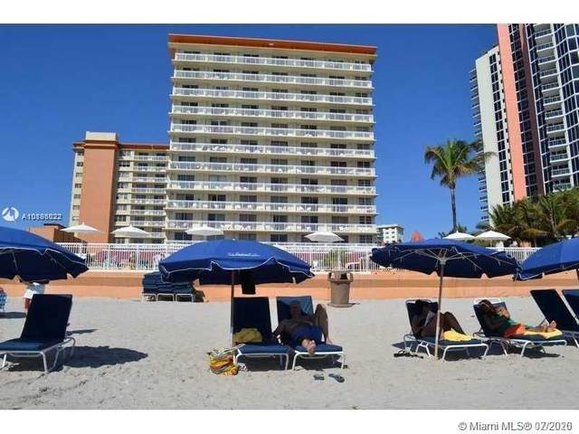 19201 Collins Ave #640, Sunny Isles Beach, FL 33160 (MLS #A10886022) :: Grove Properties