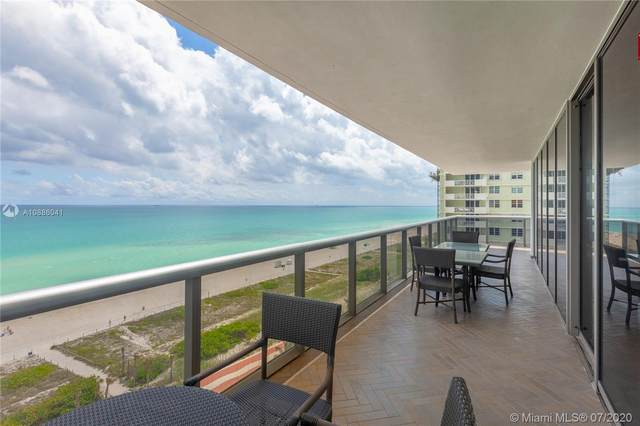 5875 Collins Ave #1402, Miami Beach, FL 33140 (MLS #A10886041) :: Lucido Global