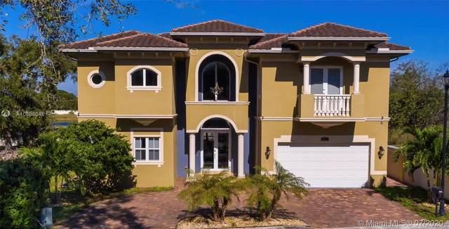 3521 Forest View Cir, Dania Beach, FL 33312 (MLS #A10886046) :: Patty Accorto Team