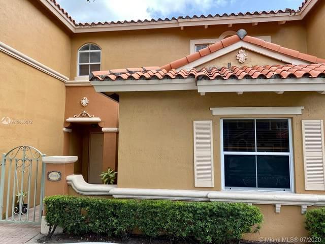 8421 NW 140th St #3505, Miami Lakes, FL 33016 (MLS #A10886072) :: Berkshire Hathaway HomeServices EWM Realty