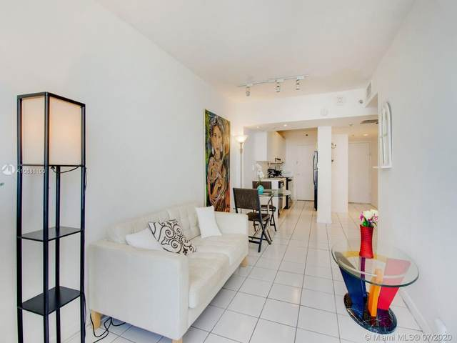 100 Lincoln Rd #539, Miami Beach, FL 33139 (MLS #A10886100) :: The Riley Smith Group
