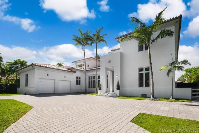 7220 Los Pinos Blvd, Coral Gables, FL 33143 (MLS #A10886135) :: Green Realty Properties