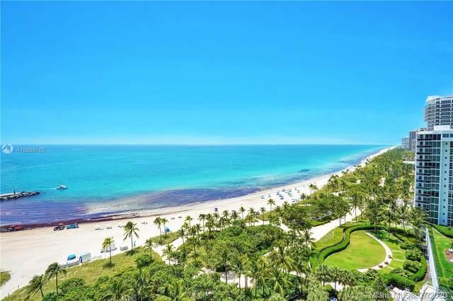 10295 Collins Ave #1008, Bal Harbour, FL 33154 (MLS #A10886160) :: Miami Villa Group