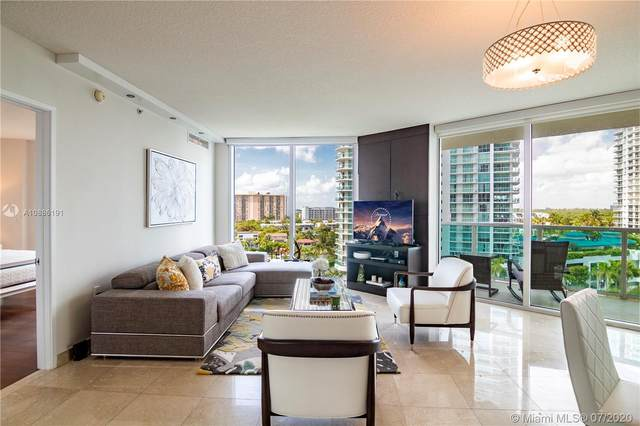 150 Sunny Isles Blvd 1-805, Sunny Isles Beach, FL 33160 (MLS #A10886191) :: ONE Sotheby's International Realty