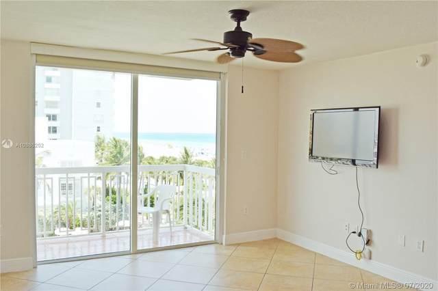 401 Ocean Dr #620, Miami Beach, FL 33139 (MLS #A10886202) :: Prestige Realty Group