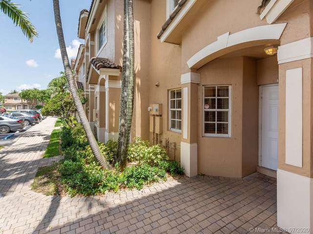 5731 NW 114th Path #106, Doral, FL 33178 (MLS #A10886251) :: ONE Sotheby's International Realty