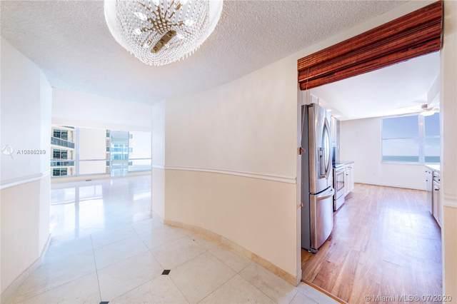 2751 S Ocean Dr 1004N, Hollywood, FL 33019 (MLS #A10886289) :: Green Realty Properties