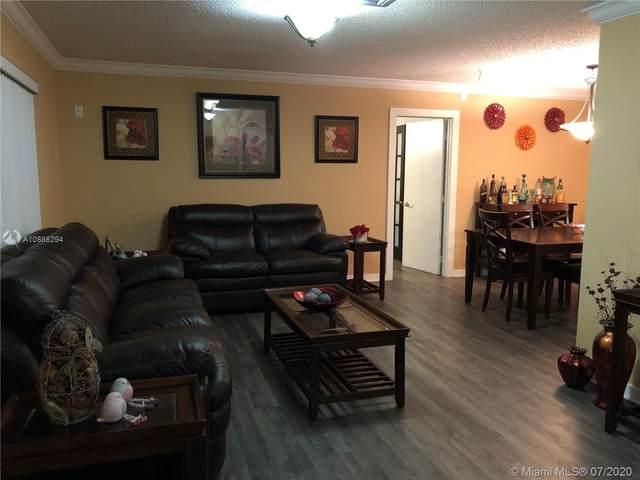 5341 NW 30th Ct, Margate, FL 33063 (MLS #A10886294) :: Berkshire Hathaway HomeServices EWM Realty