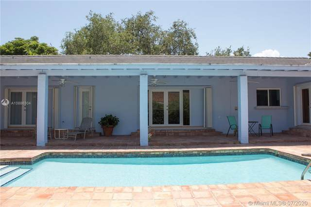 13501 SW 57th Ct, Pinecrest, FL 33156 (MLS #A10886304) :: Grove Properties
