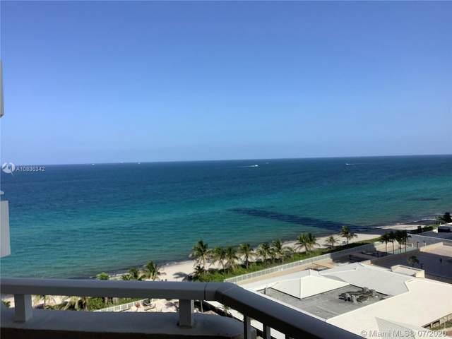 1950 S Ocean Dr 12C, Hallandale Beach, FL 33009 (MLS #A10886342) :: Castelli Real Estate Services