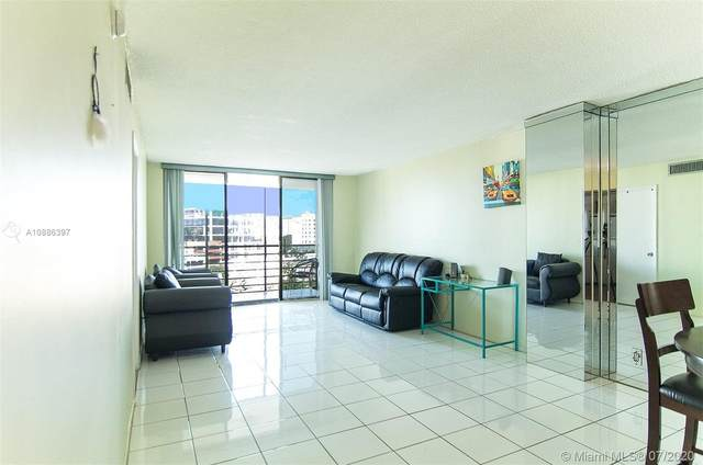 20400 W Country Club Dr #819, Aventura, FL 33180 (MLS #A10886397) :: The Riley Smith Group