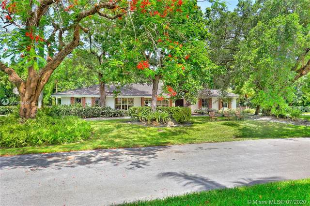 7301 Capilla Ct, Coral Gables, FL 33143 (MLS #A10886401) :: Ray De Leon with One Sotheby's International Realty