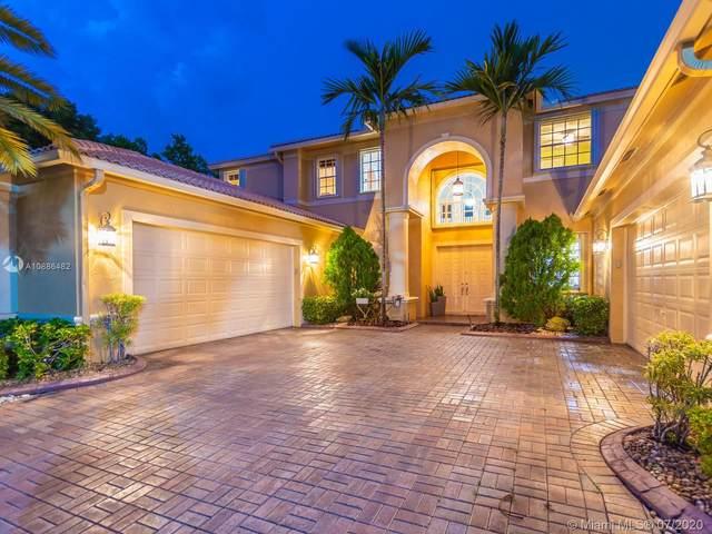 19480 S Coquina Way, Weston, FL 33332 (MLS #A10886482) :: Berkshire Hathaway HomeServices EWM Realty