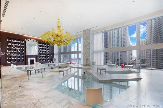 475 Brickell Ave #1607, Miami, FL 33131 (MLS #A10886493) :: Prestige Realty Group