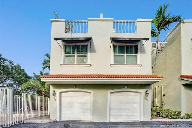 750 NE 7th Ave #750, Fort Lauderdale, FL 33304 (MLS #A10886504) :: Green Realty Properties