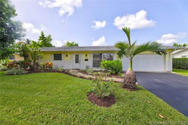 7200 NW 11th Ct, Plantation, FL 33313 (MLS #A10886523) :: Berkshire Hathaway HomeServices EWM Realty
