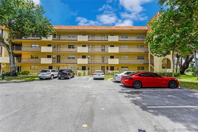 6001 N Falls Cir Dr #201, Lauderhill, FL 33319 (MLS #A10886532) :: The Jack Coden Group