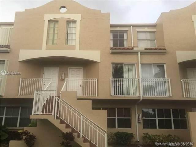 8660 NW 6th Ln 5-202, Miami, FL 33126 (MLS #A10886539) :: Green Realty Properties