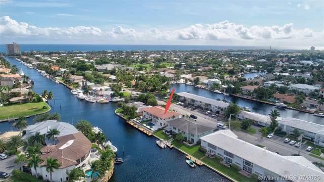 2501 NE 36th St, Lighthouse Point, FL 33064 (MLS #A10886569) :: Castelli Real Estate Services