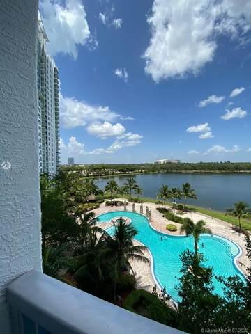 2641 N Flamingo Rd 604N, Sunrise, FL 33323 (MLS #A10886573) :: United Realty Group
