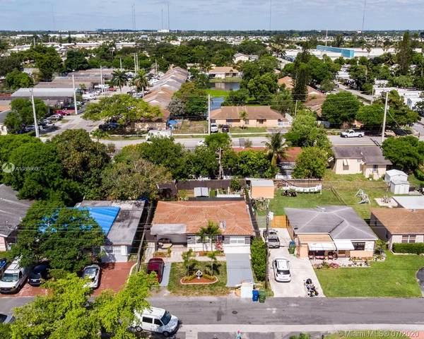 740 SW 7th Ter, Hallandale Beach, FL 33009 (MLS #A10886600) :: Castelli Real Estate Services