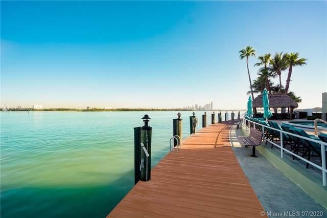 10350 W Bay Harbor Dr 9LM, Bay Harbor Islands, FL 33154 (MLS #A10886603) :: ONE Sotheby's International Realty