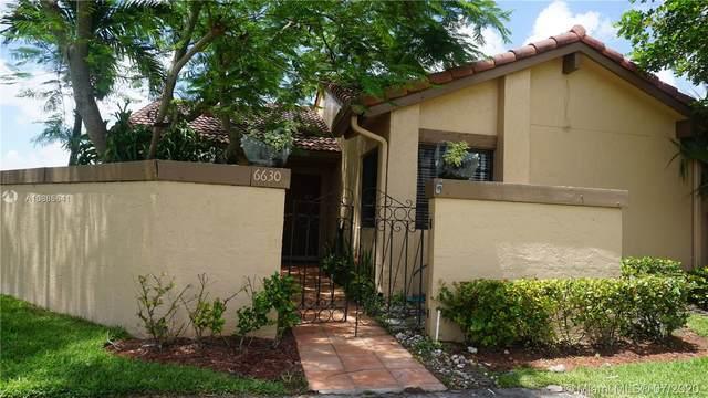6630 NW 180 Ter, Hialeah, FL 33015 (MLS #A10886641) :: Berkshire Hathaway HomeServices EWM Realty