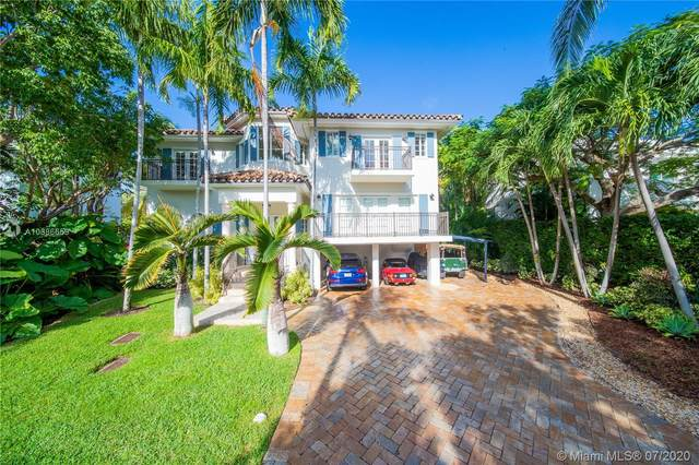 420 Palmwood Ln, Key Biscayne, FL 33149 (MLS #A10886659) :: Ray De Leon with One Sotheby's International Realty