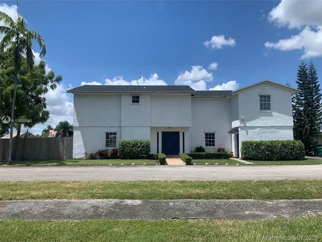 9670 SW 81st Ln, Miami, FL 33173 (MLS #A10886698) :: Berkshire Hathaway HomeServices EWM Realty