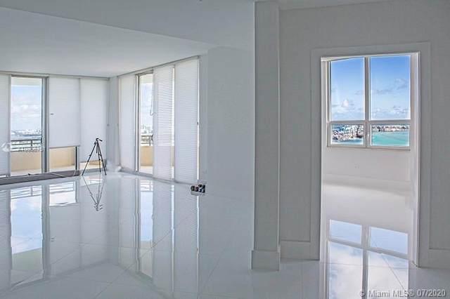 848 Brickell Key Dr #4301, Miami, FL 33131 (MLS #A10886751) :: Prestige Realty Group
