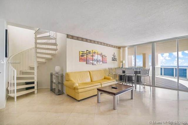 17555 Collins Ave Ts-2, Sunny Isles Beach, FL 33160 (MLS #A10886880) :: Green Realty Properties